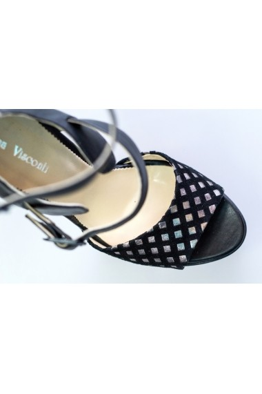 Sandale pentru femei Thea Visconti cu platforma si barete