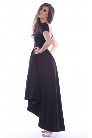 Rochie lunga Roserry CRM 1RSY252 neagra