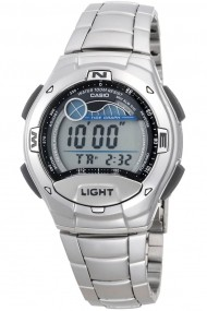 Ceas Casio digital W-753D-1A