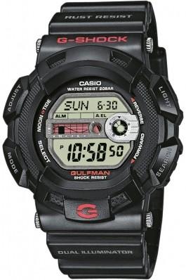 Ceas Casio G-Shock G-9100-1E multifunctional, rezistent la soc