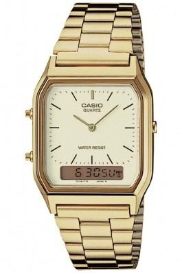 Ceas Casio Classic AQ-230GA-9D cu display Dual-time