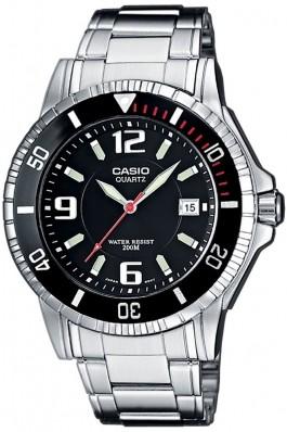 Ceas Casio Casual MTD-1053D-1A din otel inoxidabil