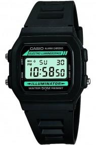 Ceas Casio W-86-1V Illuminator negru
