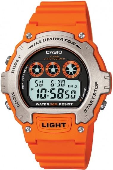 Ceas Casio W-214H-4A