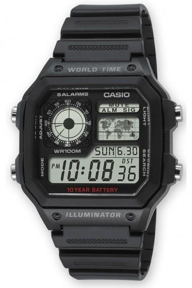 Ceas Casio AE-1200WH-1AVEF