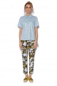 Риза Nissa nsc8679/Albastru Deschis