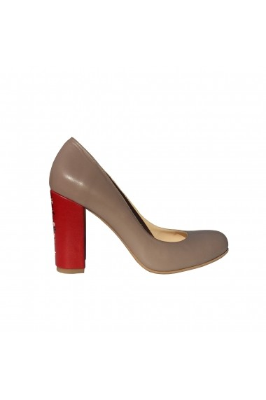 Pantofi cu toc Crisstalus pn07