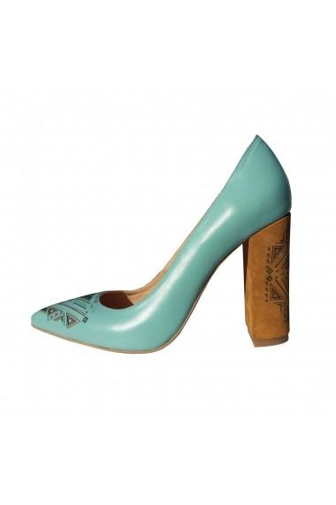 Pantofi cu toc Crisstalus pn09