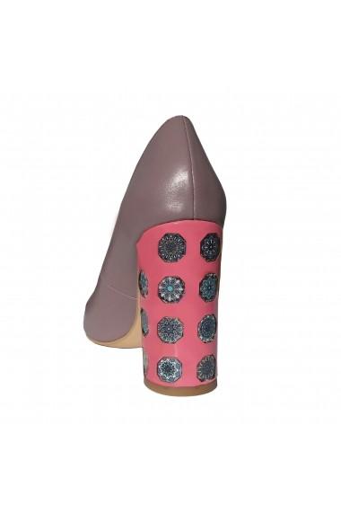 Pantofi cu toc Crisstalus PN10