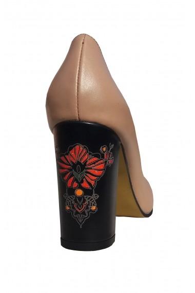 Pantofi cu toc Crisstalus PN11