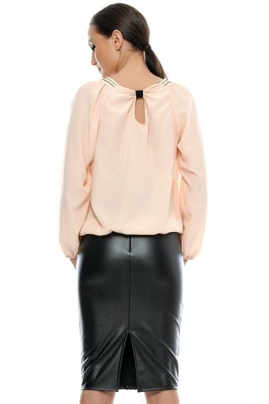 Bluza pentru femei marca Crisstalus lejera cu maneca lunga