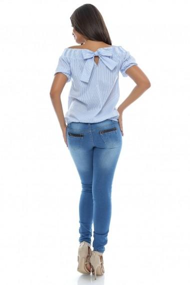 Jeansi Roh Boutique TR148 Bleu