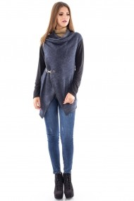 Cardigan Roh Boutique JR244 Bleumarin