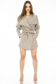 Palton Roh Boutique TRENCH - JR272 camel
