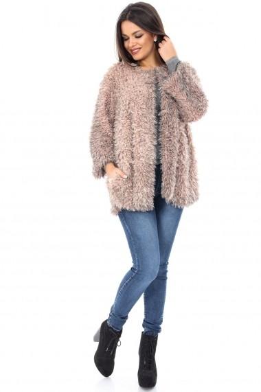 Jacheta Roh Boutique roz - JR289 roz One Size