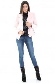 Sacou Roh Boutique roz casual - CLJ020 roz