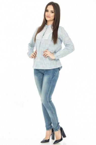 Bluza Roh Boutique BR676 Albastra