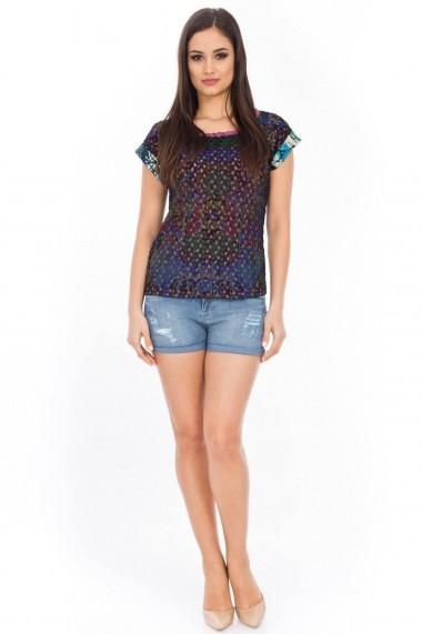 Bluza Roh Boutique trendy - B663 Multicolor