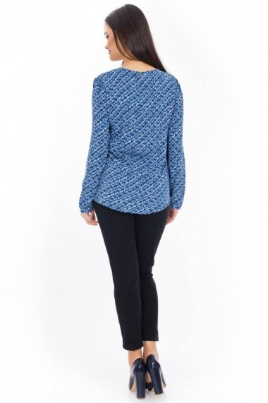 BLUZA Roh Boutique DENIM - BR659 denim