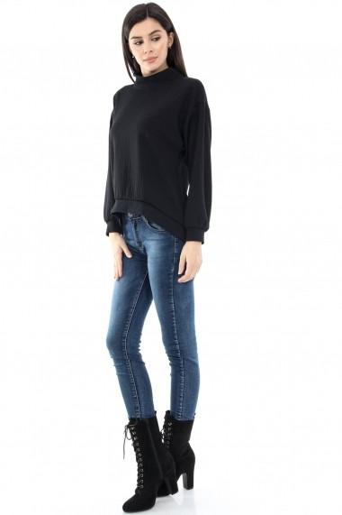 Bluza Roh Boutique BR1216 Neagra