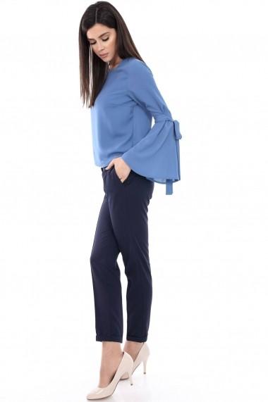Bluza Roh Boutique BR1223 Albastra