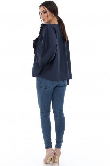 Bluza Roh Boutique BR1261 Bleumarin
