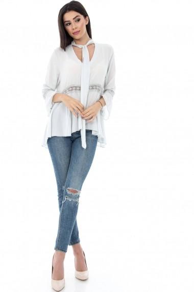 Bluza Roh Boutique BR1308 Gri