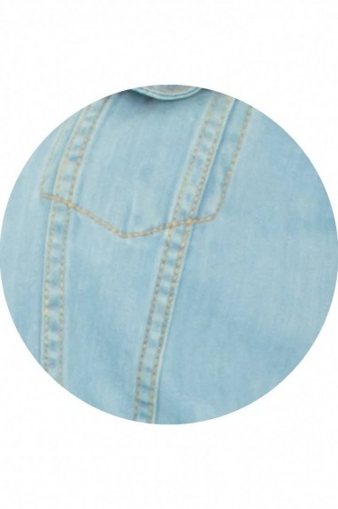 VESTA Roh Boutique DIN BLUGI - JR141 denim
