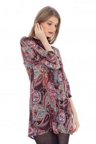 Rochie Roh Boutique DR2253 multicolora