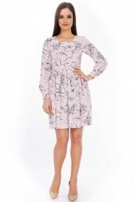 Rochie Roh Boutique roz, eleganta - DR1750 roz