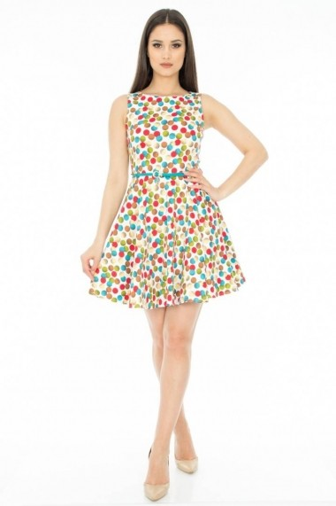 Rochie Roh Boutique clos DR1897 Multicolor