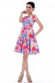 Rochie Roh Boutique multicolora - DR1883 multicolora