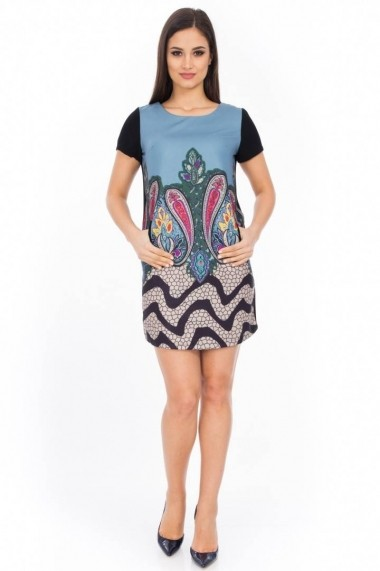 ROCHIE Roh Boutique MINI - DR1736 multicolora