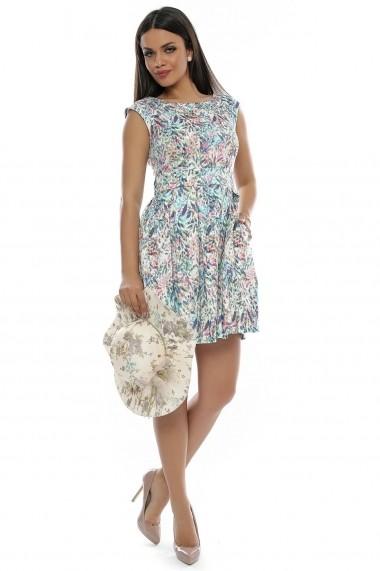 Rochie Roh Boutique de vara DR2464 Floral