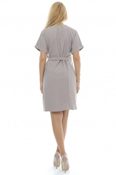 Rochie Roh Boutique DR2616 Gri