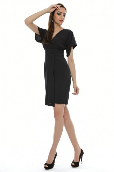 Rochie Roh Boutique eleganta, petrecuta - DR2513 neagra