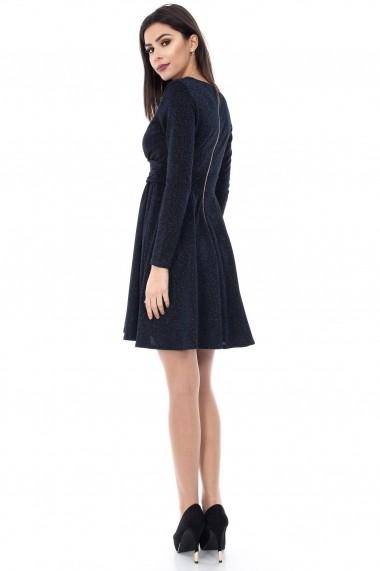 Rochie de seara Roh Boutique bleumarin - DR2712 bleumarin