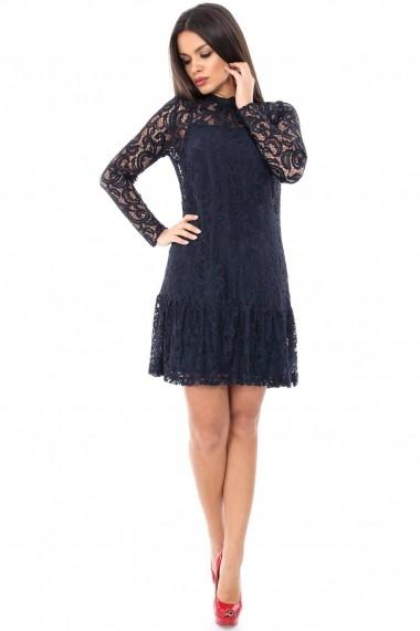 Rochie Roh Boutique eleganta - DR2682 bleumarin