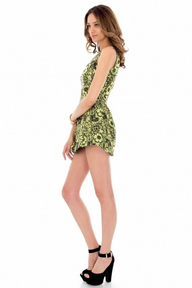Rochie de seara Roh Boutique - DR1514 florala