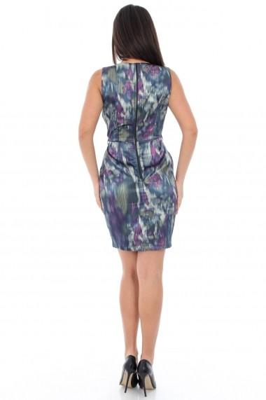 Rochie scurta Roh Boutique CLD371 Print