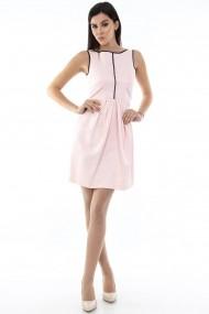 Rochie scurta Roh Boutique CLD321 Roz