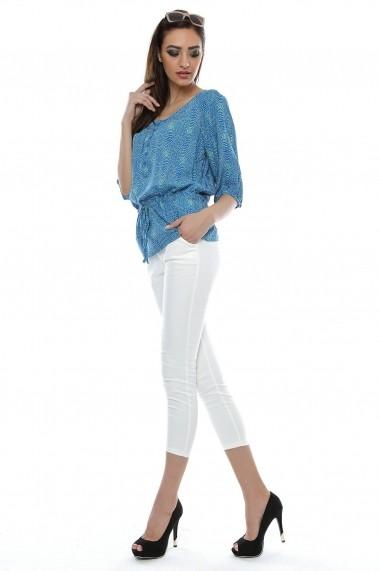 Pantalon Roh Boutique office - TR160 crem