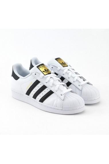 Pantofi sport pentru femei Adidas Superstar J - FashionUP! 32f83bbc6593