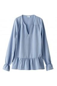 Bluza VILA 4375920 Albastru - els