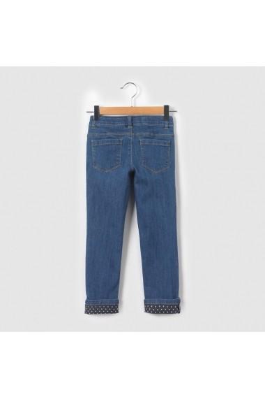 Jeansi fete R kids LRD-7538260 albastru - els