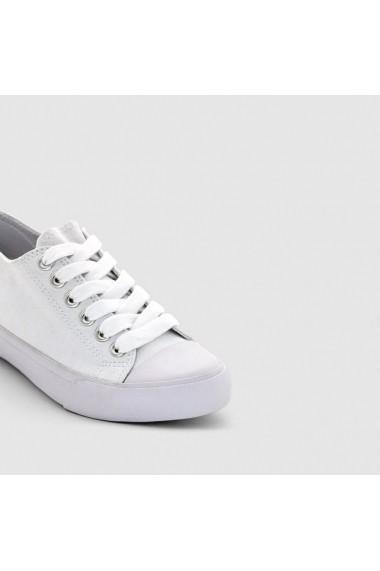 Pantofi sport fetite R edition LRD-8021929 alb - els