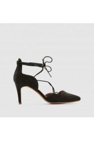 Pantofi cu toc R edition 7719256 kaki - els