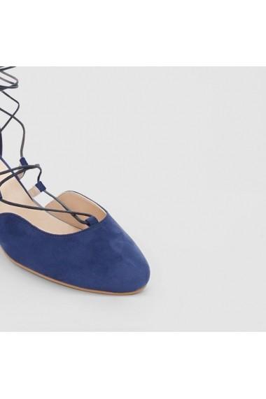 Pantofi R edition 4551125 Bleumarin