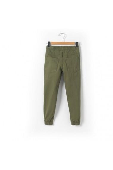 Pantaloni baieti R edition LRD-1726528 kaki