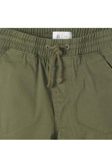 Pantaloni baieti R edition LRD-7150253 kaki - els